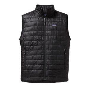 Men's Nano Puff Vest 🖤🎉